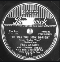 saturday 9: the way you look tonight